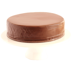 Cake Baci - chocolate hazelnut with chocolate ganache (gluten free – contains nuts)