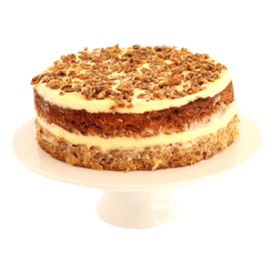 Cake Hummingbird (banana, pineapple) (contains nuts)