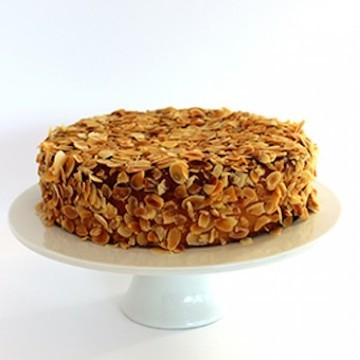 Cake Orange & Almond  (gluten + diary free – contains nuts)