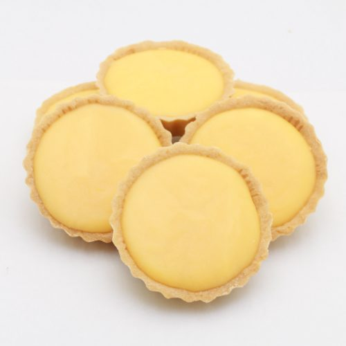 Lemon Curd, Cheesecake Tart (Individual)